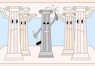 Пятая колонна — Абсурдопедия